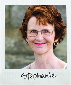 """Stephanie"""